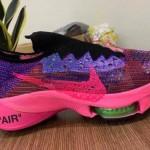 【近日発売】Off-White x Nike Air Zoom Tempo NEXT%【オフホワイト x ナイキ エア ズーム テンポ ネクスト】