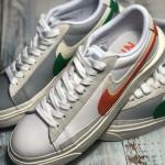 【2021年発売】Sacai x Nike Blazer Low【サカイ x ナイキ ブレザー ロー】