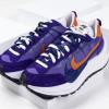 """【着用画像】Sacai x Nike VaporWaffle """"Dark Iris""""【サカイ x ナイキ ヴェイパーワッフル ダークアイリス】"""