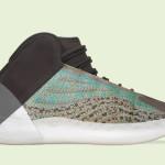"""【10月10日発売】adidas Yeezy Quantum """"Teal Blue""""【イージー クォンタム ティールブルー】"""