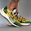 """【着用画像】sacai x Nike VaporWaffle """"Tour Yellow""""【サカイ x ナイキ ヴェイパーワッフル ツアーイエロー】"""