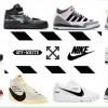 【新画像リーク】Off-White™ x Nike 10 Sneakers【オフホワイト x ナイキ】